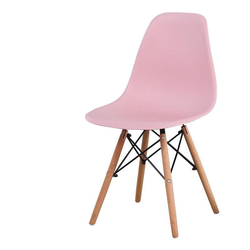 Минималистичный современный стул для отдыха, черный стул для гостиной, домашняя Обеденная Мебель для ресторана, скандинавский диван, спинка, оттоманская - Цвет: A