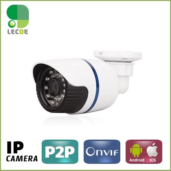 New POE IP camera 1280*960P 1.3MP ONVIF 2.0 Waterproof CCTV IR-CUT 24IR Night Vision P2P Security Camera 1280 960p 1 3mp ip camera poe 3 6mmlen 30m ir distance bullet onvif waterproof out indoor ir night vision p2p cctv camera system