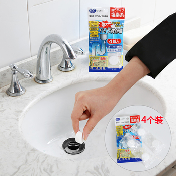 1set anti-blocking pipe dredging agent kitchen bathroom sewer floor drain deodorant cleaning wig toilet unclog strainer removal Туалет