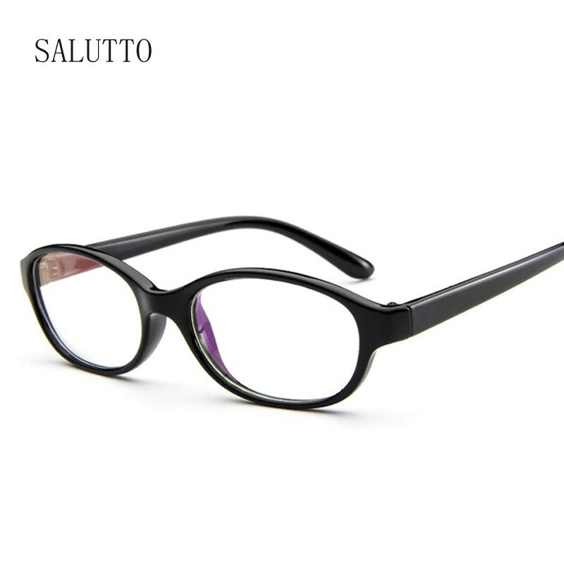 ae61136247e 2019 New Children Glasses Frames Unisex Vintage Kids Clear Lens Optical  Spectacle Candy Color Cartoon Cute Eyeglasses Frames