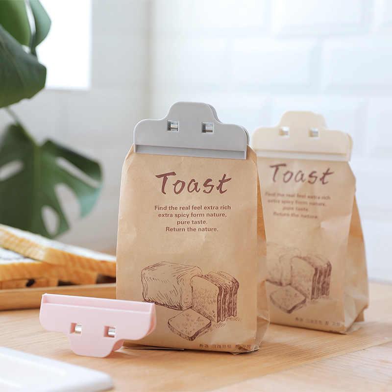 Household Food Seal Clip Plastic Bag Sealing Clip Milk Powder Tea Snack Bag Sealing Clip