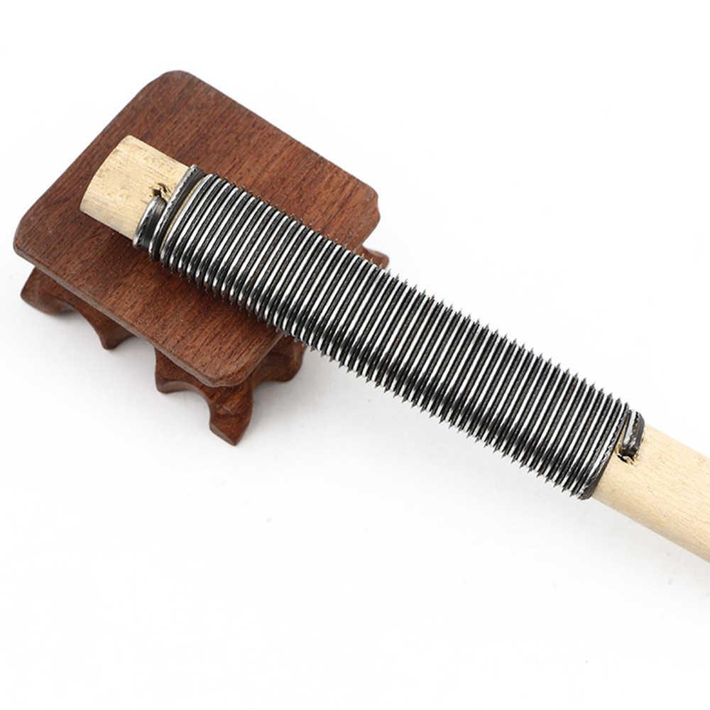 เข็มโลหะสำหรับรองเท้ายางซ่อมพื้นผิวบดไม้หัตถกรรมแกะสลักเครื่องมือ Outsoles ไฟล์ DIY ซ่อมมีด Pads