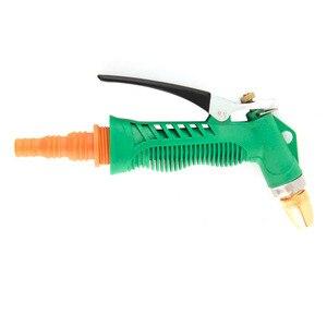 Image 3 - 2018 yeni bakır ayarlanabilir yüksek basınçlı araba yıkama su tabancası kafa bahçe ev yıkama temizlik makinesi aracı aksesuarları