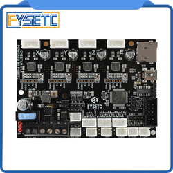 Cheetah V1.2a 32bit Board TMC2208 TMC2209 UART Silent Board Marlin 2.0 SKR mini E3 For Creality CR10 Ender-3 Ender 3 Pro Ender 5