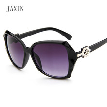 JAXIN Fashion Square Sunglasses Women Trends New Bright Ms. Brand Design Atmosphere Wild Eyewear Glasses UV400 modis