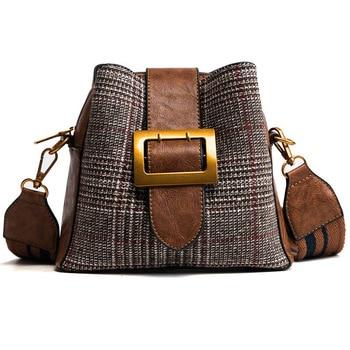 Raaqy Vintage Leather Shoulder Bag