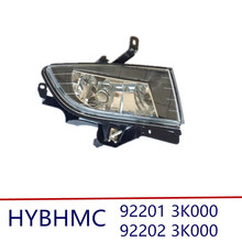 Передний бампер противотуманный светильник Противотуманные фары левый и правый для Sonata 2006-2008 922013K000 922023K000