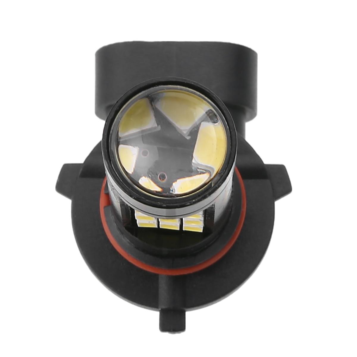2pcs 9006 HB4 2835 42SMD LED Canbus Error Free 12V Fog Lamp Daytime Running Light Bulb Turning Parking Bulb 6500K White