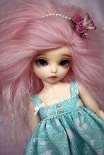 HeHe bjd 1/6 Little Luna hoge kwaliteit hars speelgoed gratis verzending