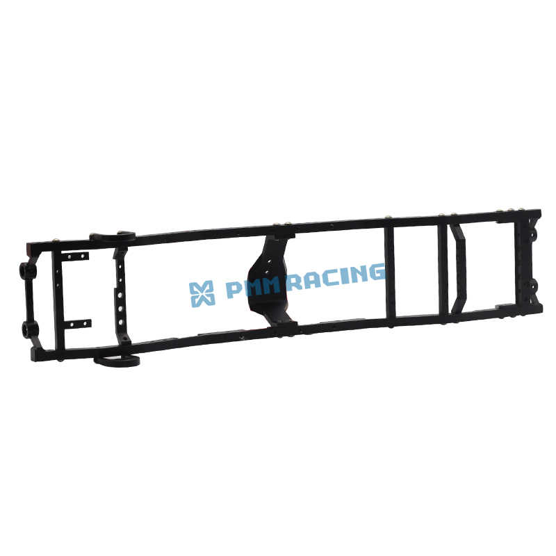 CNC Aluminium Chassis Frame voor 1/10 RC Rock Crawler TF2