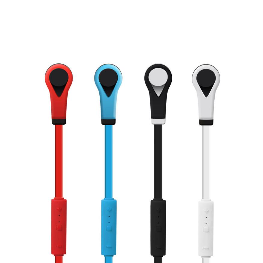 #AE 2016 High-quality Bluetooth 4.1  Wireless Sports Stereo Waterproof Headset Earphone Music Handsfree fe24