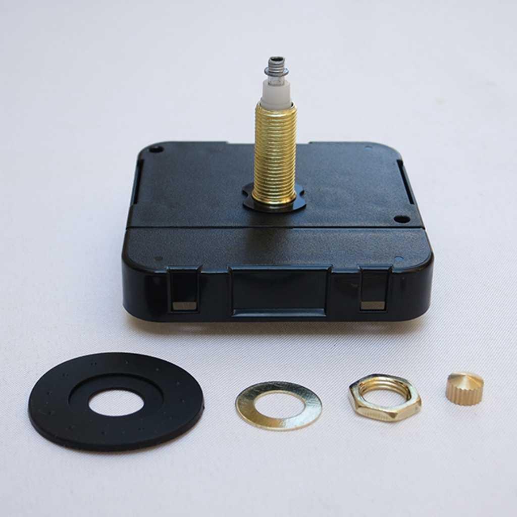 HR1688-28 тихий кварцевый DIY механизм настенных часов ручной механизм Запчасти Аксессуары для ремонта часов набор инструментов horloge gereedschap