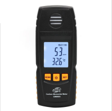 Portable Handheld Carbon Monoxide Meter High Precision CO Gas Detector Analyzer Measuring Range 0-1000ppm detector de gas 1 pc handheld carbon monoxide co monitor detector meter tester 0 1000ppm gm8805 brand new