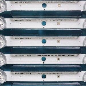 Image 5 - 8 Pezzi Ha Condotto La Striscia per Samsung_2014SVS 48 Mega 3228 L 5LED REV1.2 2014SVS 48 Mega 3228 R LM41 00091E LM41 00090Z