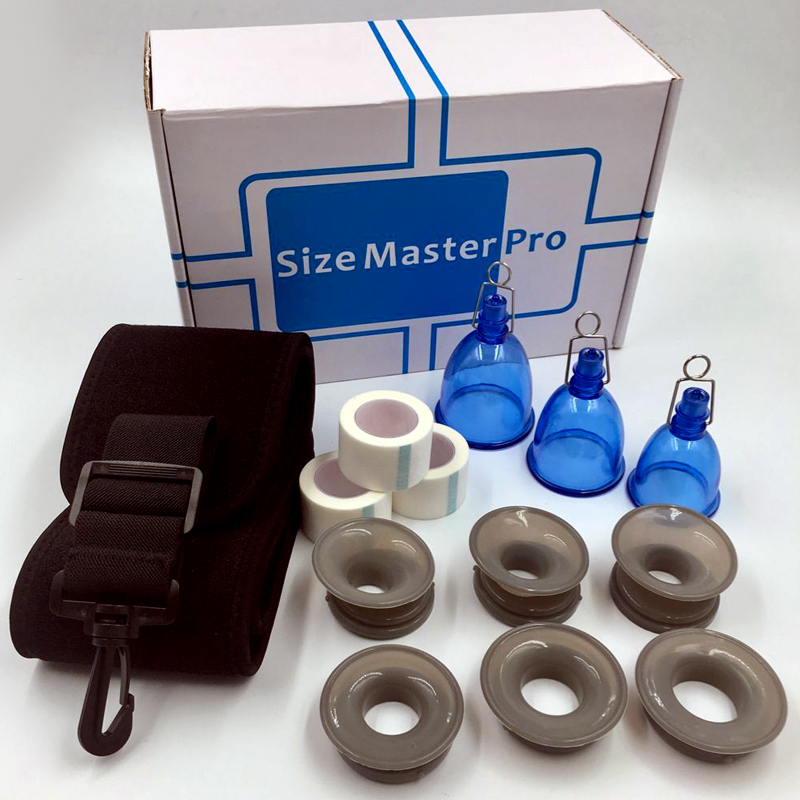 Pro Extender MAX Male PENIS ENLARGEMENT System Stretcher Phallosan Vacuum Cylinder Hanger Enhancement Size mster SizeMaster vacuum ball size master pro max male penis enlargement system stretcher extender enlarger hanger enhancement pump phallosan cup