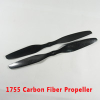 (CFQ)1755 Carbon fiber CW/CCW Propeller with big motor for RC FPV Quadrocopter Kit Drone DIY Tarot 960 motor frame