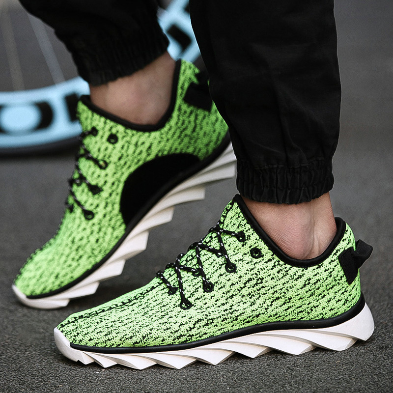 New 2016 breathable shoes men tide fly woven sports casual shoes men running  shoes a72c4df5f0be