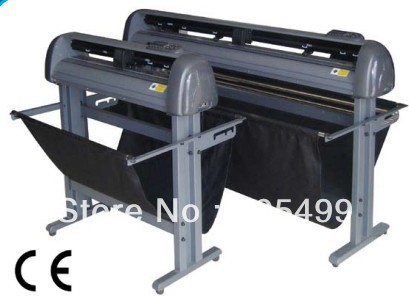 Cutting Plotter compatible with autocad and corel draw software for cut is including free shipping image