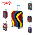 1pcs Thicken Wearable Luggage Protective Cover Perfectly Stretch Elastic Suitcase Cover Apply to 18-30'', Travel Accessories