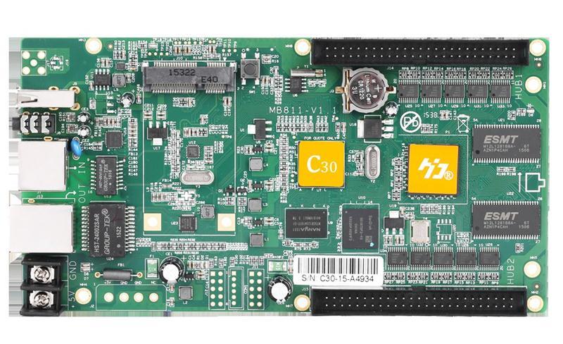 HD-C30 prise en charge asynchrone 640*480 pixels Max prise en charge 100 ou 300 mille pixels Audio U + disque et LAN/Wifi 3G 4G carte de contrôle