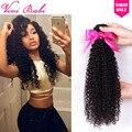 8A Cabelo Virgem Encaracolado Kinky Mongol Mongolian Kinky Curly Hair Bundles Negócio, mongol Afro Crespo Cabelo Crespo Cabelo Humano Virgem