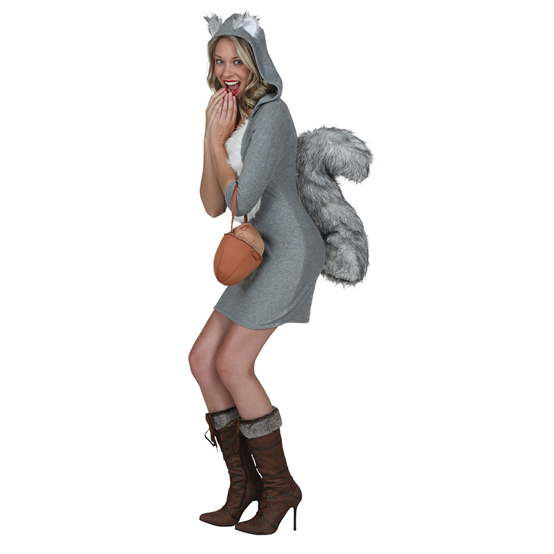 Sexy Squirrel Costume For Women Hooded Dresses With Big Tail Animals Costumes Cosplay Have An Acorn Purse Costume For New Year on Aliexpress.com | Alibaba ...  sc 1 st  AliExpress.com : squirrel costume for women  - Germanpascual.Com