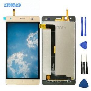 Image 1 - AICSRAD Cubot エコー液晶携帯電話の液晶ディスプレイ + タッチスクリーンデジタイザ国会オリジナル teested エコー + ツール