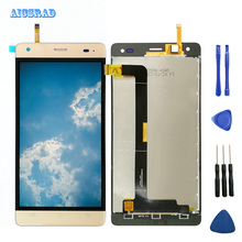 AICSRAD For Cubot Echo LCD in Mobile phone LCD Display+Touch Screen Digitizer Assembly original teested echos +Tools