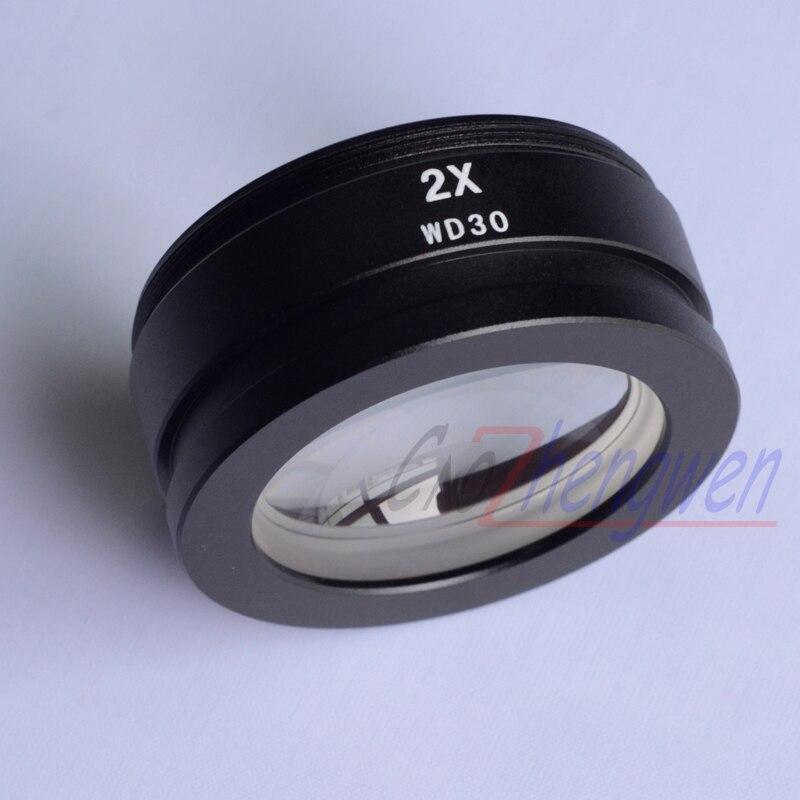 FYSCOPE 6.7X 90X Ultimate Binocular Stereo Zoom Microscope Head WF10X/22mm SZ2.0X 30mm-in Microscopes from Tools    3