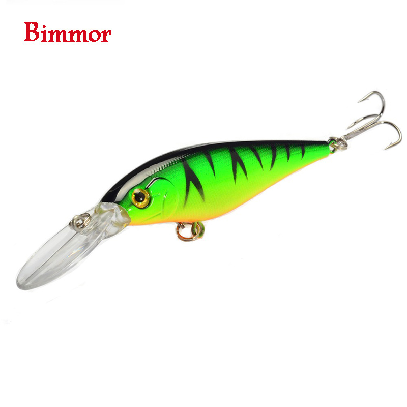 Brand 3D Lifelike Eyes Fishing Minnow Lures 10 Colors 11cm 10.5g High Quality Artficial Plastic Wobbler Hard Bait 1 PCS