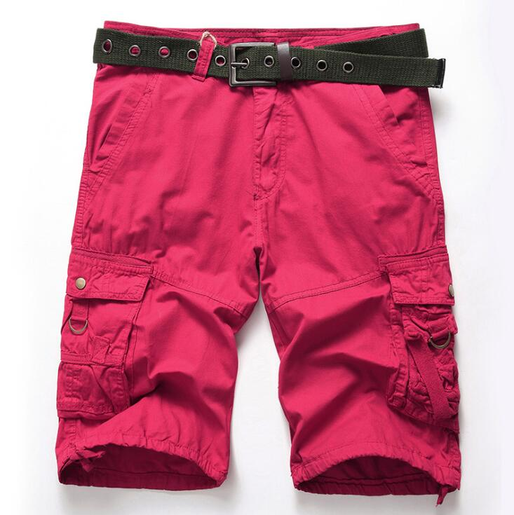 Summer Fashion Mens Jeans Shorts High Quality 194# #4
