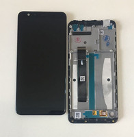 Axisinternational For 5 7 Asus Zenfone Max Plus M1 ZB570TL X018DC LCD Screen Display And Touch