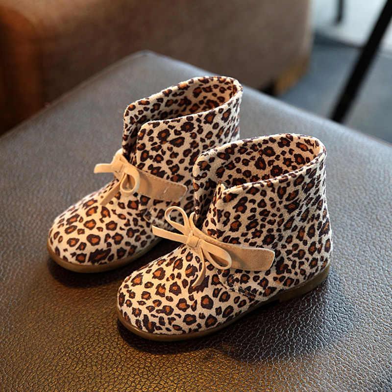 אביב ובסתיו בנות מגפי ילדים של נעלי תינוק נעלי גרסה קוריאנית של נמר זכר מרטין מגפי מגפי נעליים