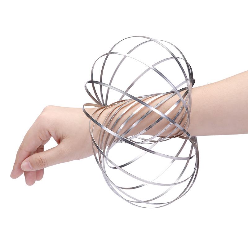 Intelligent Toroflux Inductive Flowtoys Flow Ring Outdoor