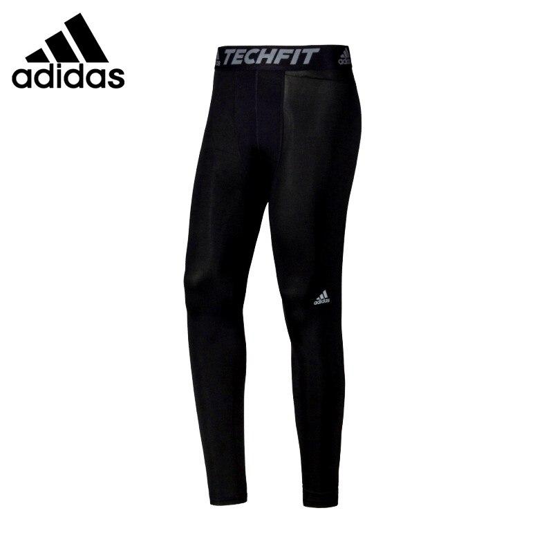 Original New Arrival Adidas Men's Tight Pants Sportswear брюки accelerate tight