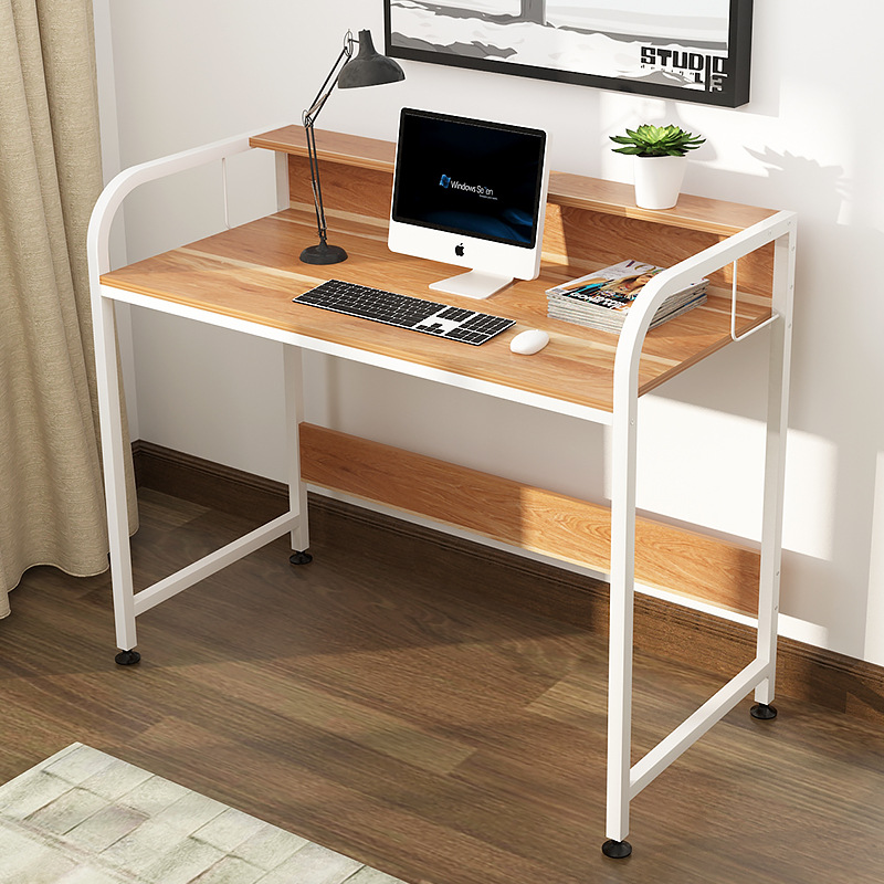 Simple Modern Desktop Home Office Computer Desk Laptop Table Computer Table Standing Desk Office Table 250616 computer desk and desk style modern simple desk with bookcase desk simple table solder edge e1 grade sheet material