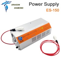 EFR 150W CO2 laser laser power supply ES150 for 150w laser tube CO2 laser cutting and engraving machine