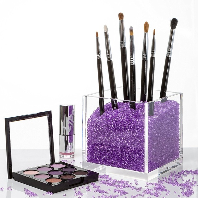 Aliexpresscom Buy Acrylic Square Make Up Box Plexiglass Makeup - Cosmetic organizer countertop