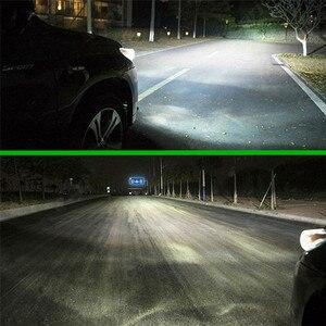 Image 5 - LED 전구 할로겐 램프 H1 H3 DC12V 55W 100W 흰색 LED 전구 헤드 라이트 시리즈 led 스포트라이트 LED 전구 2PCS