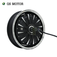13inch 3000W 260 40H V1 48V Brushless DC Electric Scooter Motorcycle Hub Motors