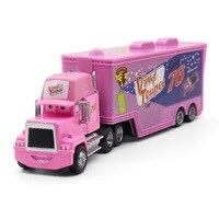 Mack Uncle No 76 Vinyl Toupee Racer S Truck Metal Diecast Car Pixar Cars Movie Truck