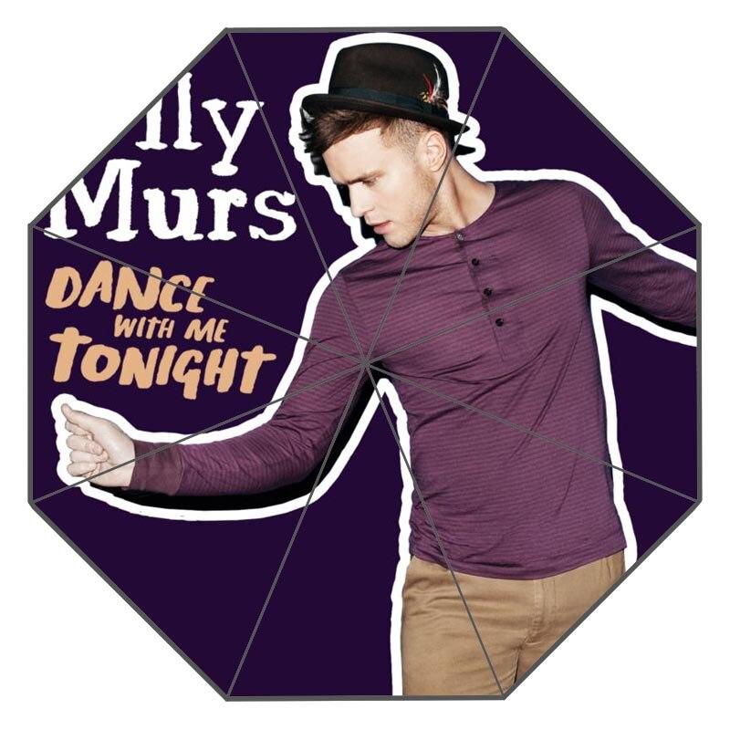 Olly Murs Custom Umbrella Fashion Design Umbrella For Man And Women High Quality Hot Sale