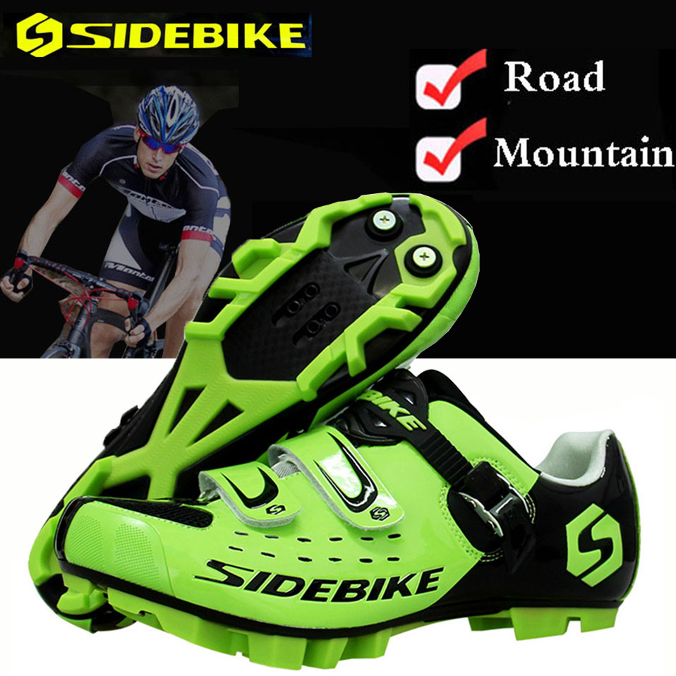 Sidebike Bike shoes Breathable Mountain Road spd mtb Shoes zapatillas ciclismo Non-Slip Cycling Shoes Men Women Bicycle Shoes 01 цена