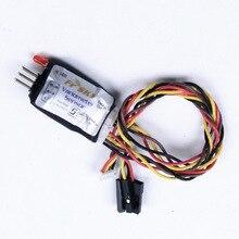 Frsky vario normal do sensor do variômetro/alta precisão s. port telemetria para rc multicopter
