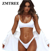 ZMTREE Push Up Swimwear for Women