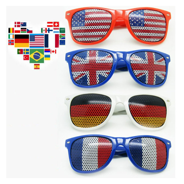 2016 Sunglasses For Men Woman Sun Glasses Gafas Fashion Points For Party Football Fun