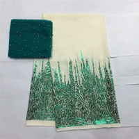 most beautiful Silk lace Fabric Satin For Dress new arrival African silk velvet fabric good quality for gold ! P30715