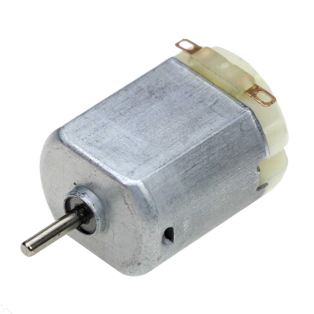 3V 0.2A 12000RPM R130 Mini Micro DC Motor voor DIY Speelgoed Hobby Smart Auto