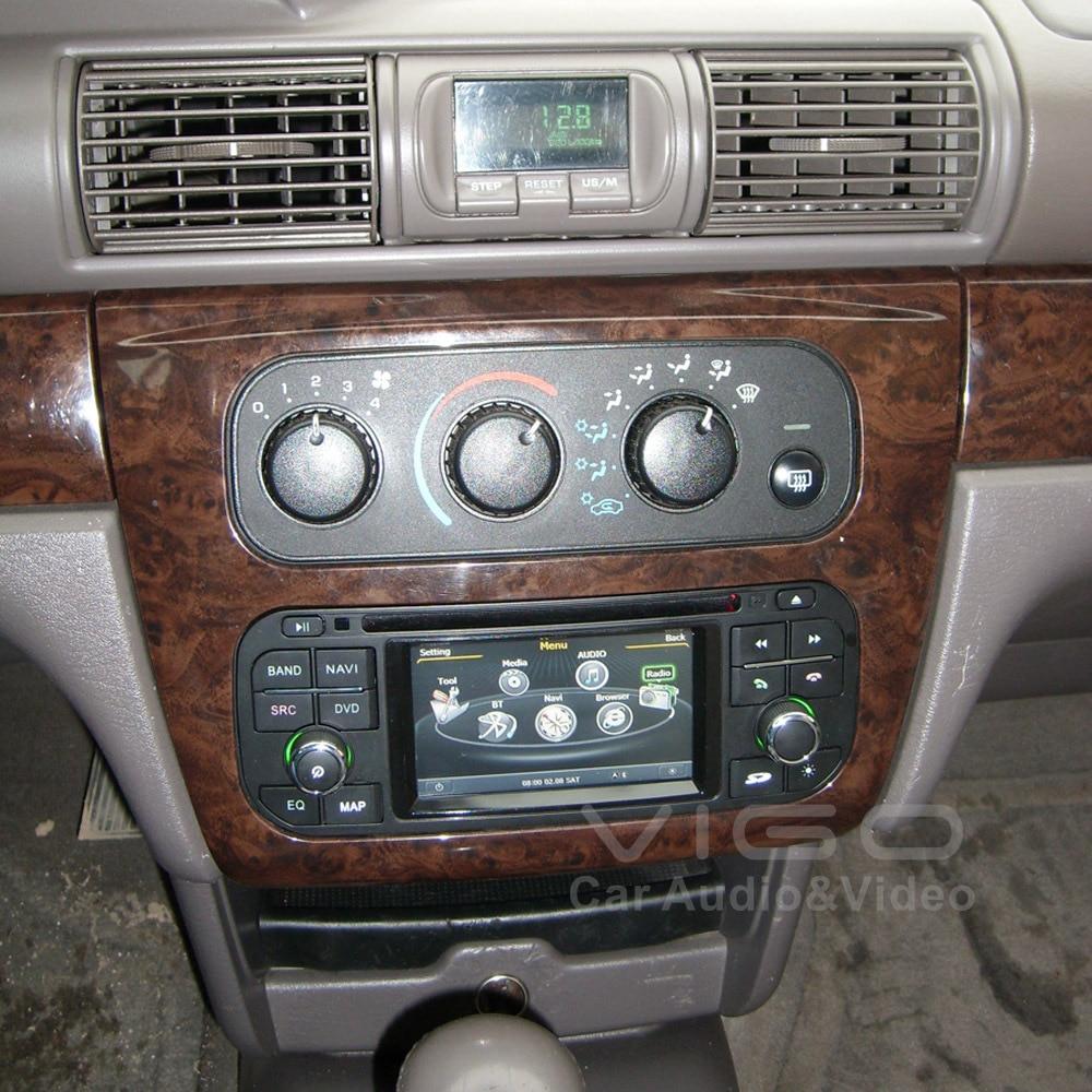 Car Stereo Gps Navigation For Dodge Durango Caravan