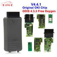 Original VAS 5054A ODIS V4.3.3 Full OKI Chip การวินิจฉัยเครื่องมือ VAS5054A ODIS 4.3.3 v4.4.1/PC V19/3.0.3 บลูทูธ